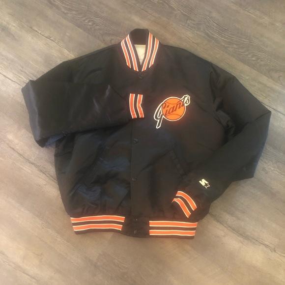 e0c3b51a Vintage San Francisco Giants Starter Jacket.